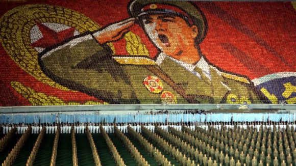 In North Korea, journalism emerges from lies