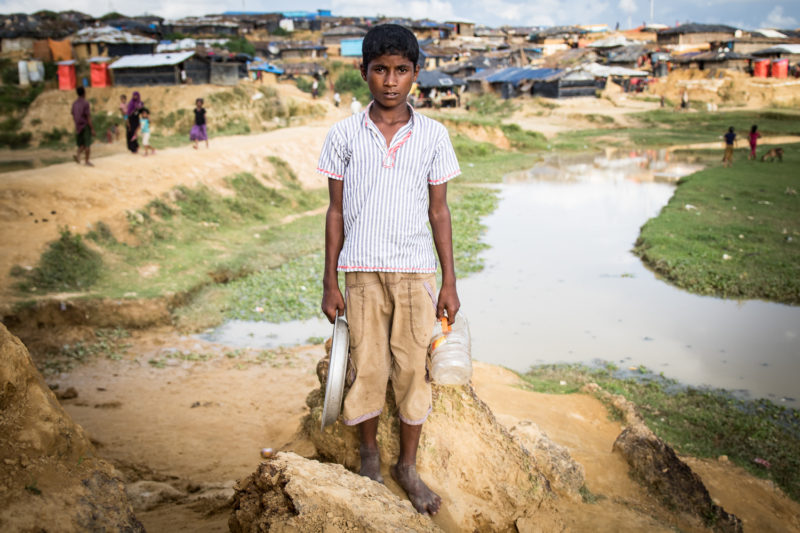 Rohingya children: Raped, kidnapped, orphaned by Jan Tomes and John Owens
