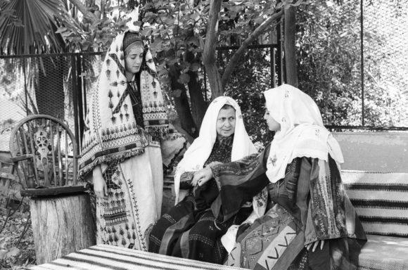 Fatima Abbadi Tatreez